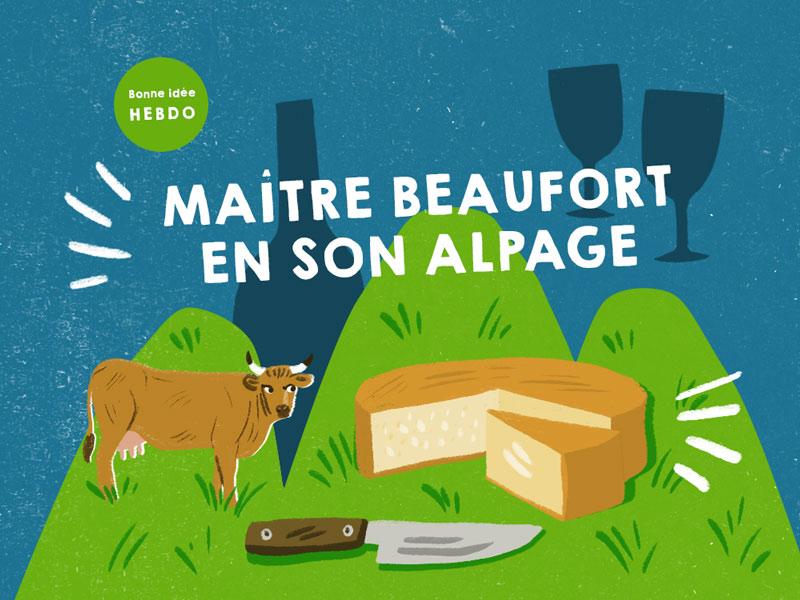 Choisir Le Vin Pour Le Beaufort D'alpage - Quel.vin