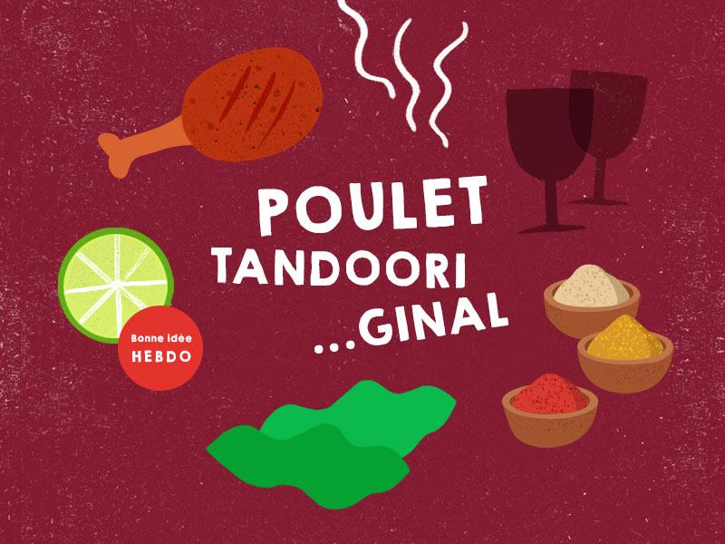 Choisir Le Vin Pour Un Poulet Tandoori - Quel.vin