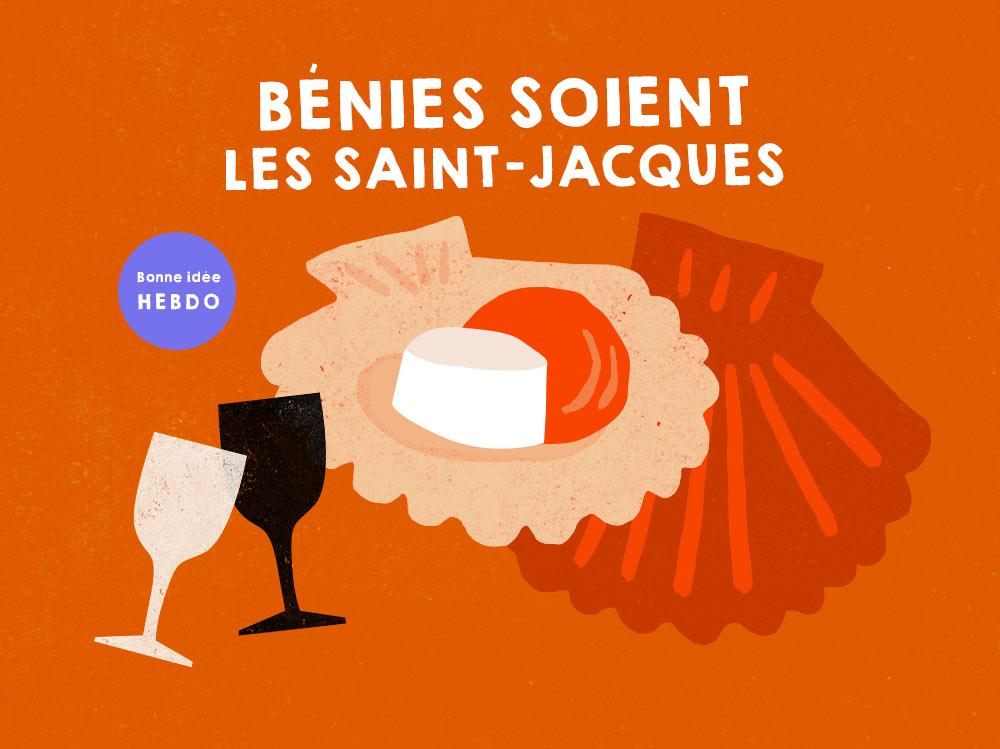 Choisir Le Vin Pour Les Coquilles Saint-Jacques. Quel.vin