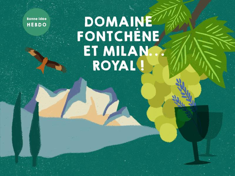 Choisir Un Vin De René Milan Au Domaine Fontchêne. Quel.vin