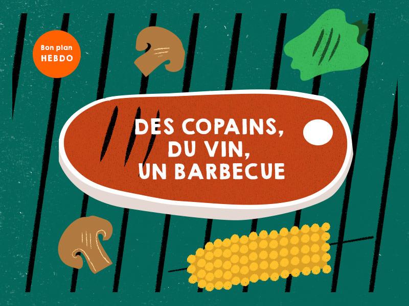 Choisir le vin pour un barbecue. quel.vin