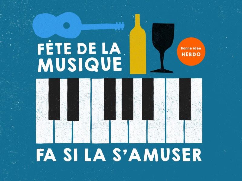 Choisir Le Vin Pour La Fête De La Musique. Quel.vin