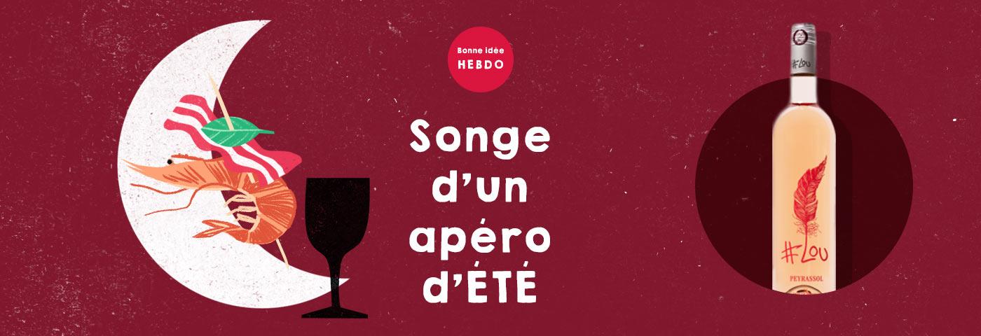 Choisir le vin pour un apéro d'été. quel.vin