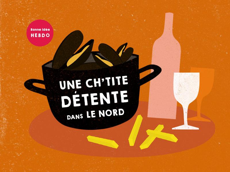 Choisir Le Vin Pour Des Moules Frites. Quel.vin