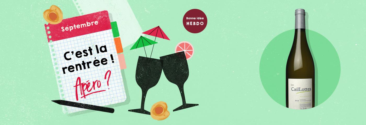 Choisir le vin pour un apéro entre amis avec quel.vin