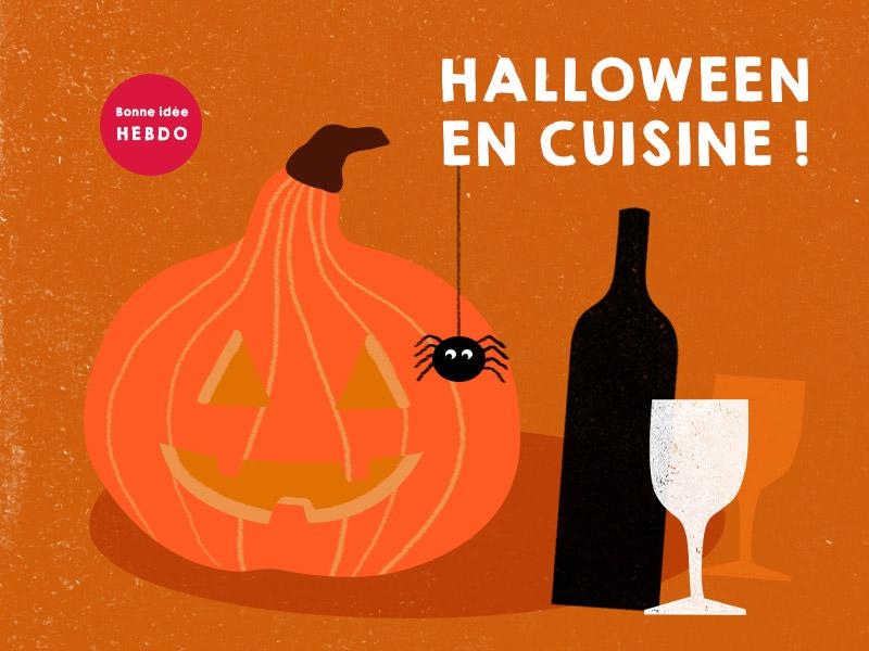 Choisir Le Vin Et Une Recette Facile Pour Halloween. Quel.vin