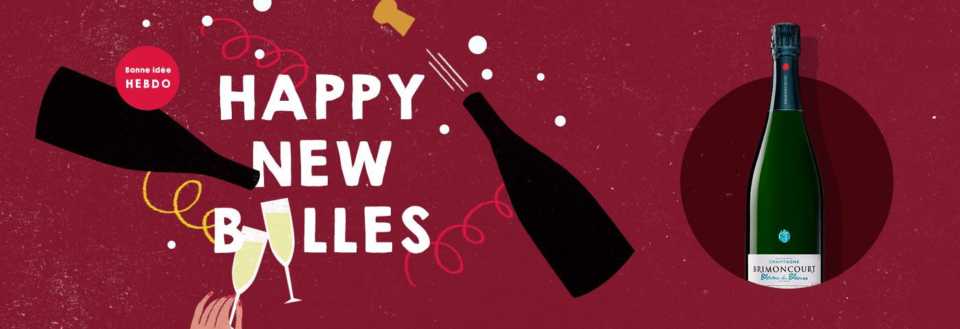 Choisir le champagne du nouvel an. quel.vin