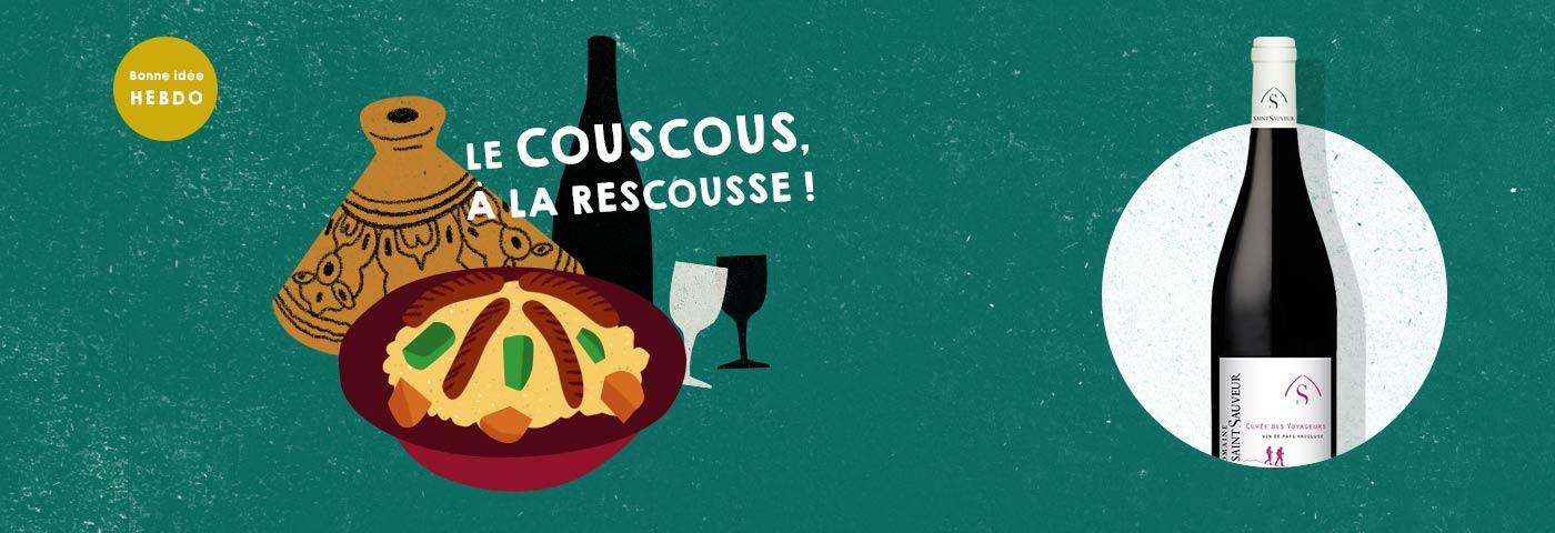 Quel vin avec le couscous. quel.vin