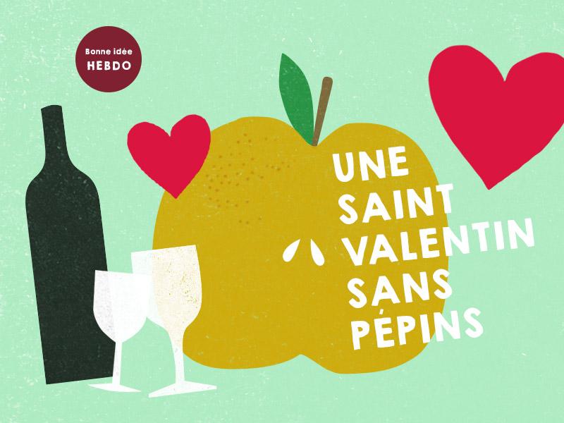 Choisir le vin pour la Saint Valentin avec quel.vin