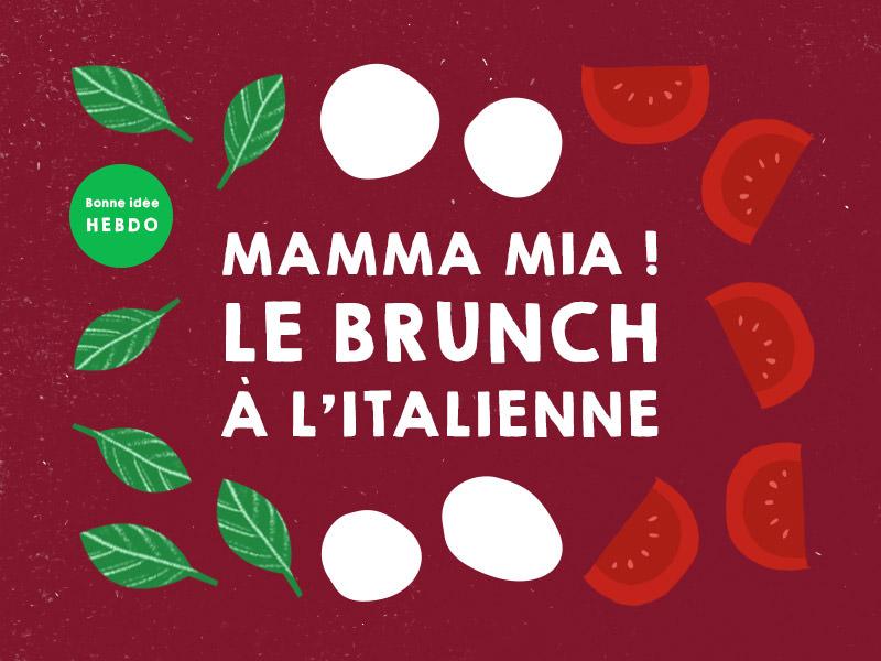 Choisir Le Vin Pour Un Brunch Italien. Quel.vin