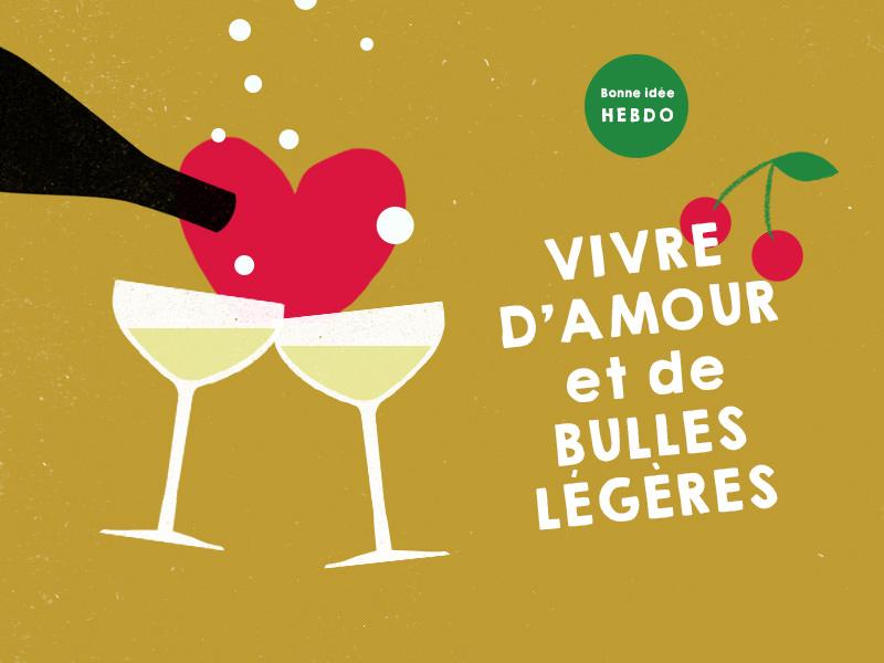 Choisir le vin pour une soirée en amoureux pas cher. quel.vin