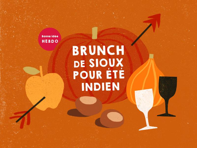 Une idée de brunch d'automne, quel vin choisir ?