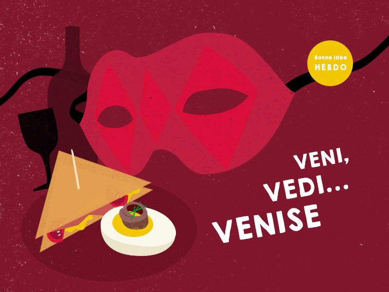Choisir Le Vin Pour Une Soirée à Venise. Quel.vin