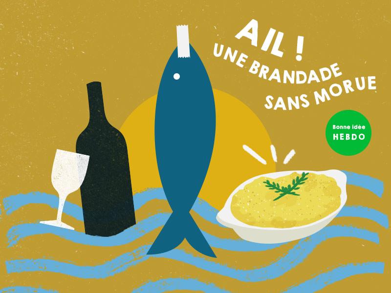 Choisir Le Vin Pour Une Brandade De Poisson. Quel.vin