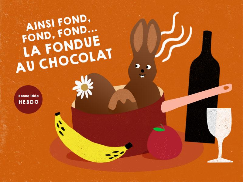 Choisir Le Vin Pour Une Fondue Au Chocolat. Quel.vin