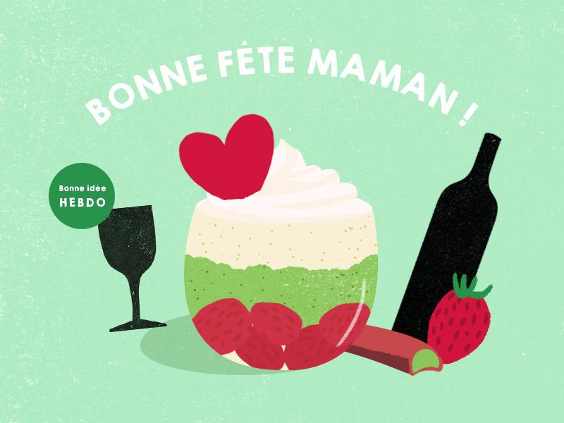 Choisir Le Vin Pour La Fête Des Mères. Quel.vin