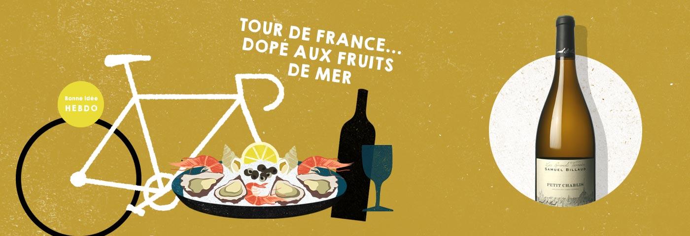 Choisir le vin pour des fruits de mer. quel.vin