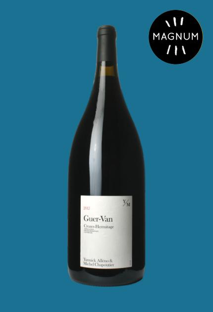 Alléno & Chapoutier Guer Van 2012 Magnum