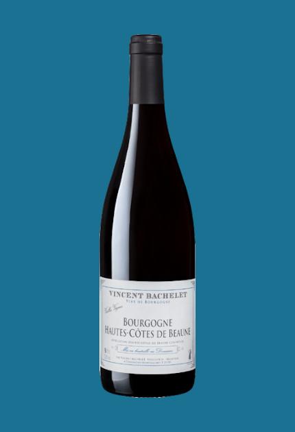 Bachelet Bourgogne Hautes Côtes de Beaune 2019 quel.vin