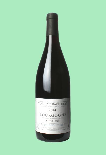 Bachelet Bourgogne Pinot Noir 2014