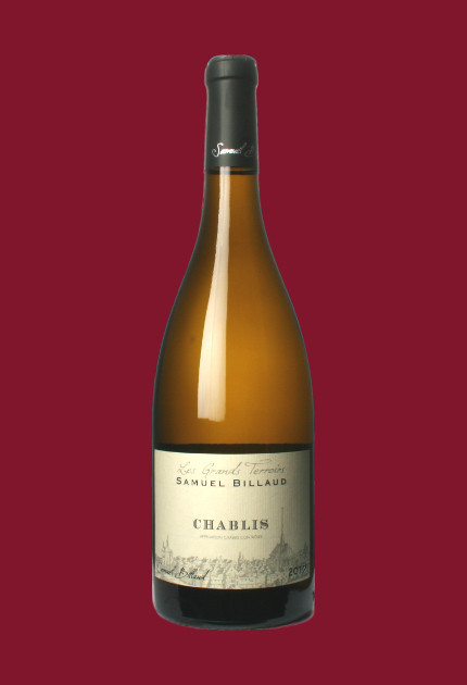 Billaud Chablis Les Grands Terroirs 2017