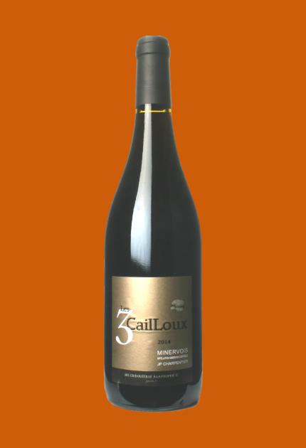 Charpentier Les 3 Cailloux Minervois 2014
