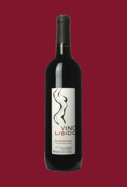 Charpentier Vino Libido Minervois 2018 quel.vin