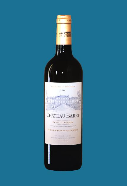 Château Baret Blanc 2014