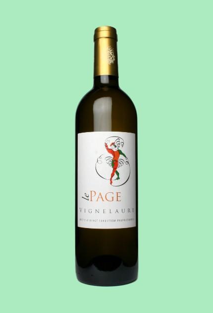 Le Page de Vignelaure Blanc IGP Méditerranée 2017 quel.vin