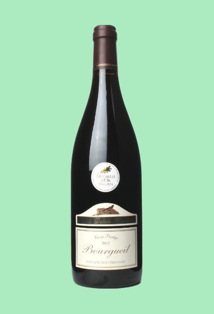 Chesnaies Bourgueil Prestige 2012