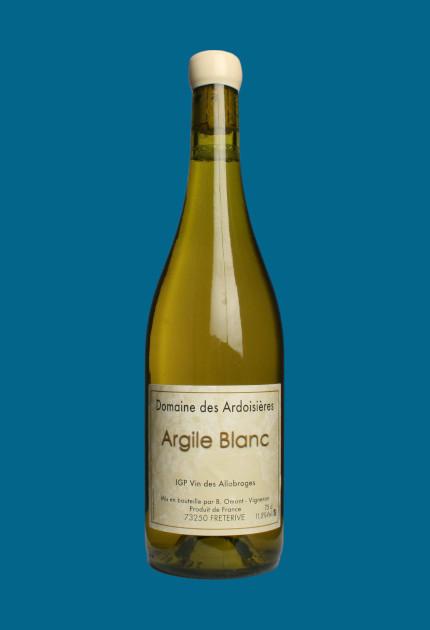 Ardoisières Argile Blanc 2019