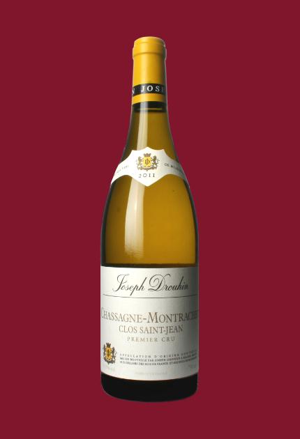 Drouhin Chassagne-Montrachet 1er Cru Clos Saint-Jean 2011
