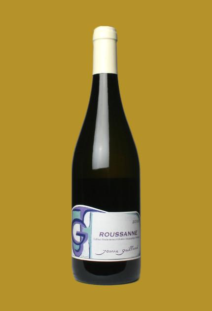 Jeanne Gaillard Roussanne. quel.vin