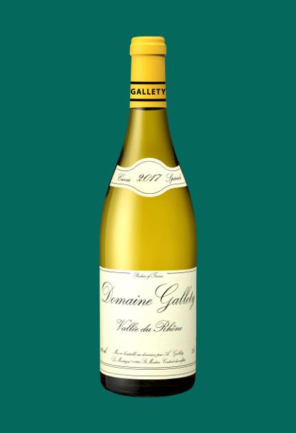 Gallety Blanc Côtes Du Vivarais 2017