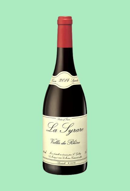 Gallety Cuvée La Syrare Côtes Du Vivarais 2014