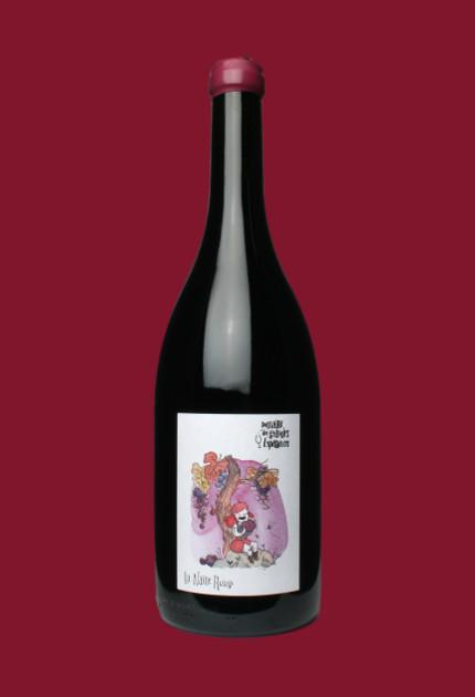 Grandes Espérances Naine Rouge Pinot Noir 2014