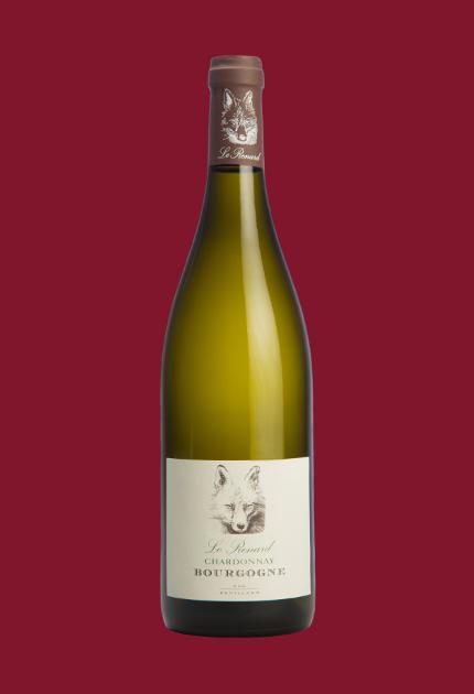 Le Renard Bourgogne Chardonnay 2014