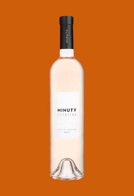 Minuty Prestige Rosé 2019
