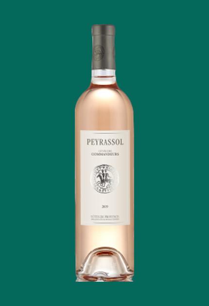 Peyrassol Cuvée des Commandeurs Rosé 2019 quel.vin