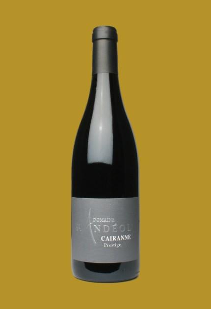 Saint Andéol Cairanne Prestige 2017 quel.vin