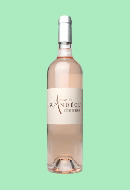 St-Andéol Côtes Du Rhône Rosé 2019