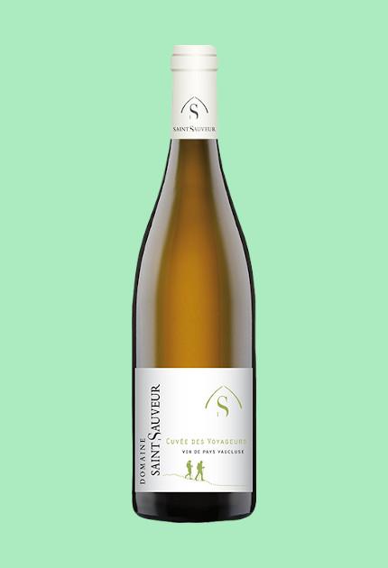 Saint Sauveur Cuvée des Voyageurs Blanc 2019 quel.vin