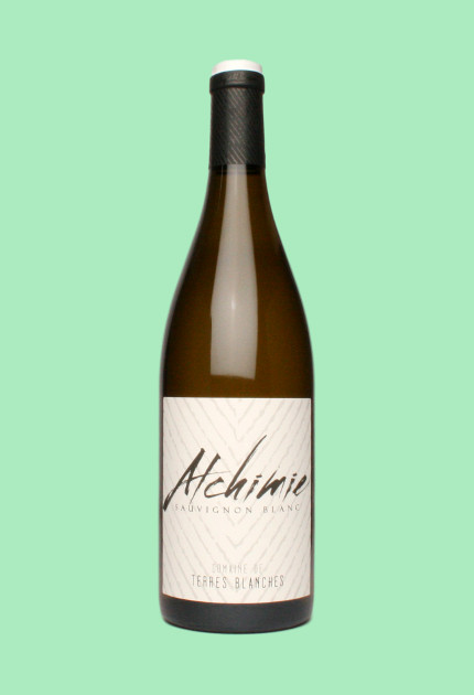 Terres Blanches Alchimie Blanc 2017