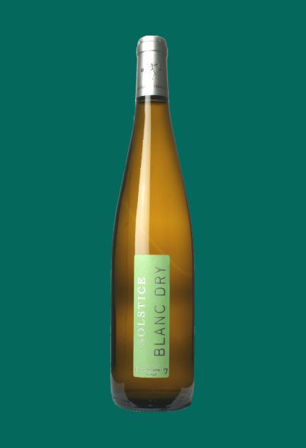 Philippe Viret Solstice Dry blanc 2019. quel.vin