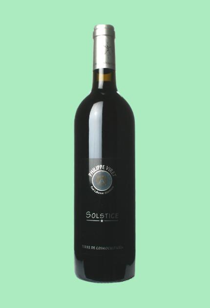 Philippe Viret Solstice Rouge 2019 quel.vin